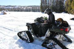2 Hour Snow Track ATV Tour