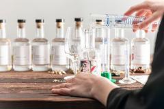 Gin Blending