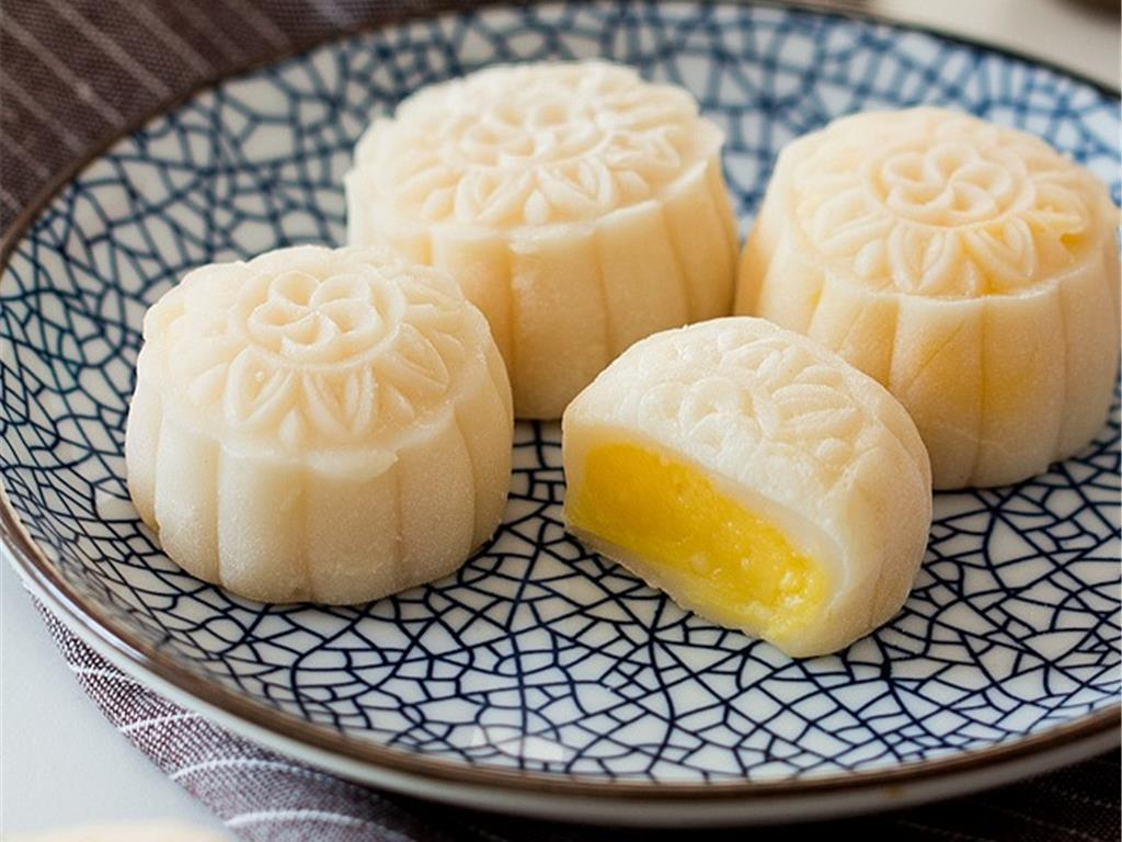 Mooncake Cooking Class