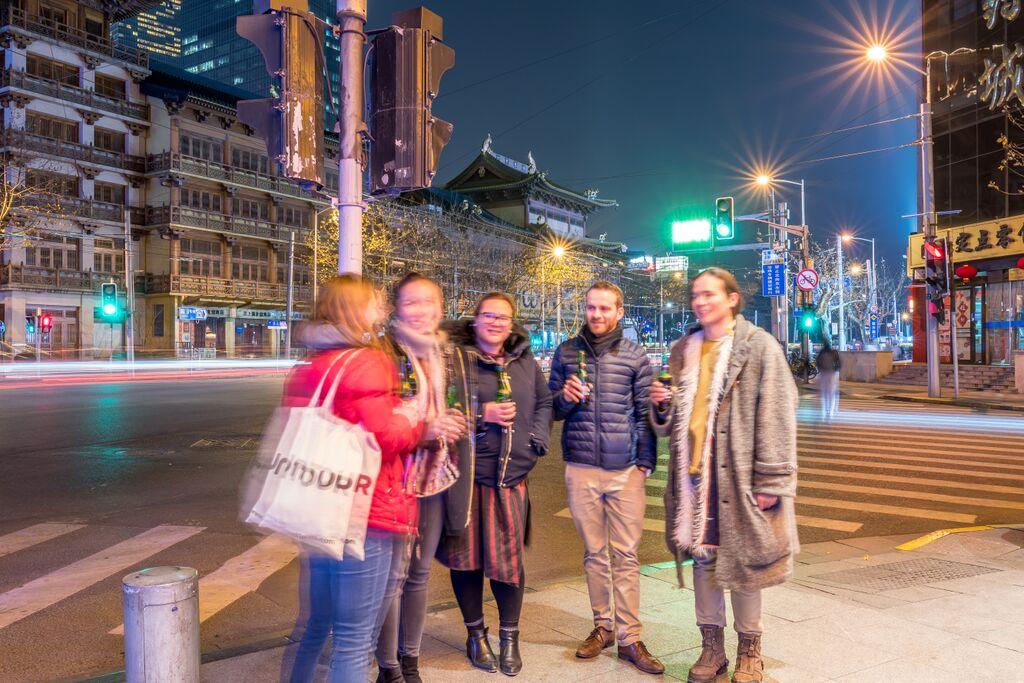Shanghai Night Eats
