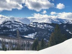 WHITE MOUNTAIN TWO-HOUR HIGH ADVENTURE SNOWMOBILE  TOUR, Guide Gratuity of $40 is not included in the tour price.