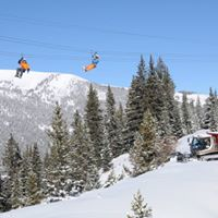 TOP OF THE ROCKIES  WINTER SNOW CAT/ZIP LINE TOUR.   Guide gratuities are not included in the Tour Price., Arrival 30 minutes prior to tour time at 6492 Highway 91, Leadville, Co. 80461