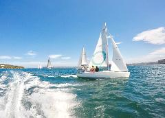 Australian Sailing Step 1A- Start Crewing