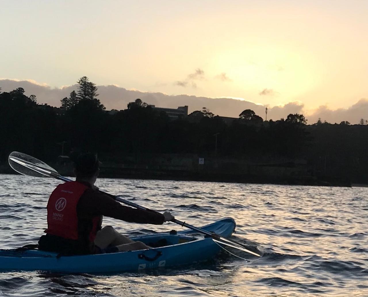 Locals Sunrise Paddle