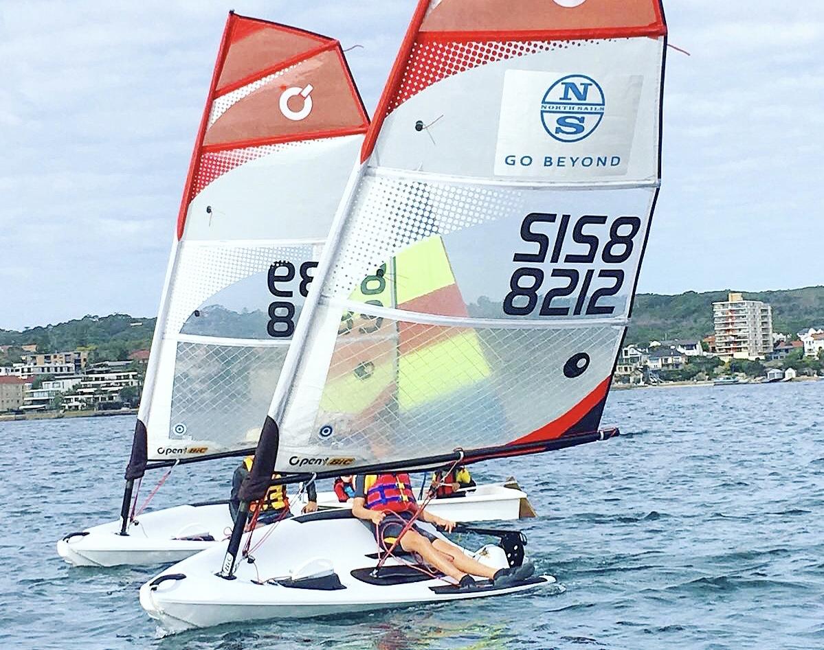 Advanced Sailing Camp - 3 DAYS (Sailing Experience)