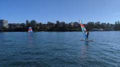 Teen Windsurfing 12+