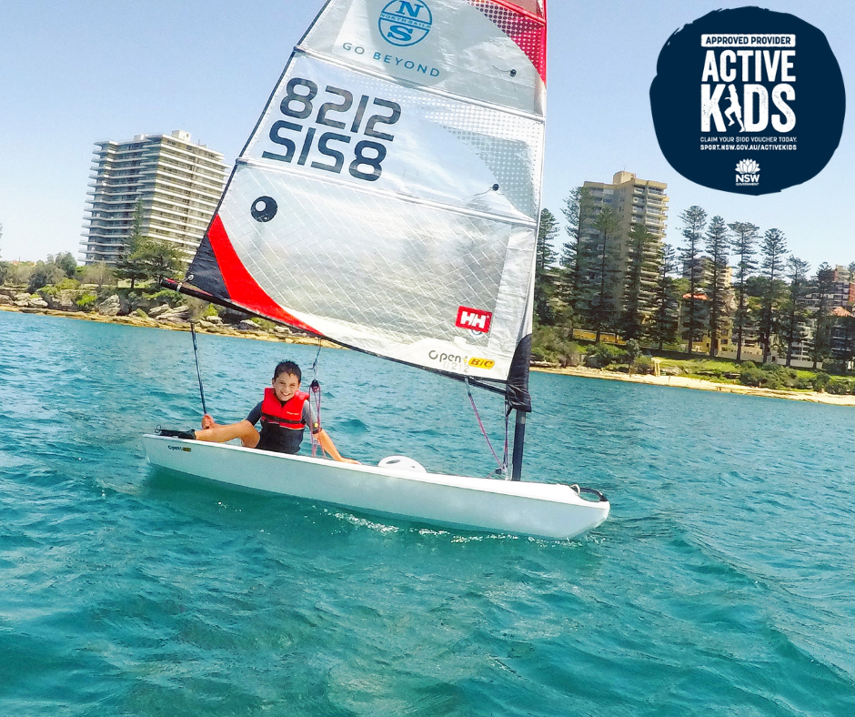 Kids Learn to Sail Course Level 2