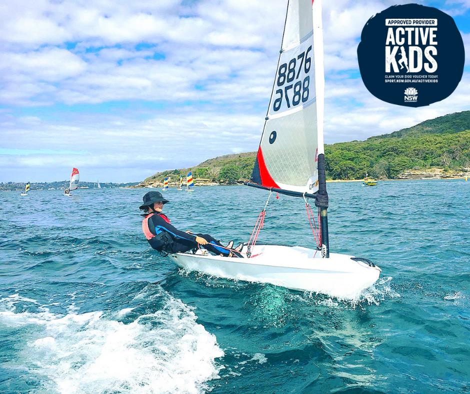 Kids Learn to Sail Course Level 3