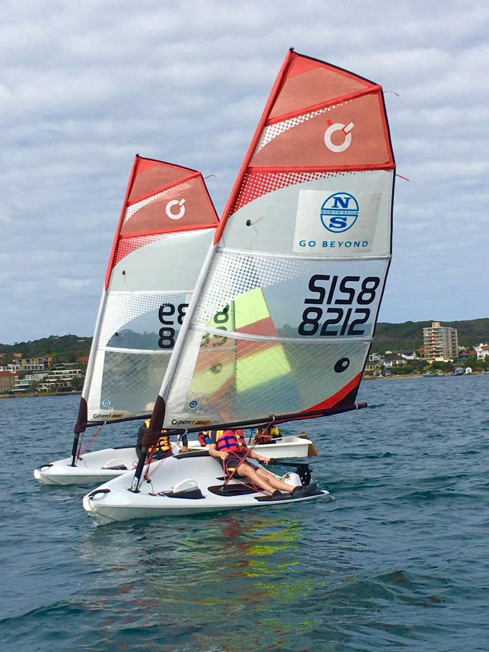 Race Day (The Manly Sailing Cup)