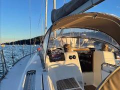 Sydney Harbour Sail (Solace)