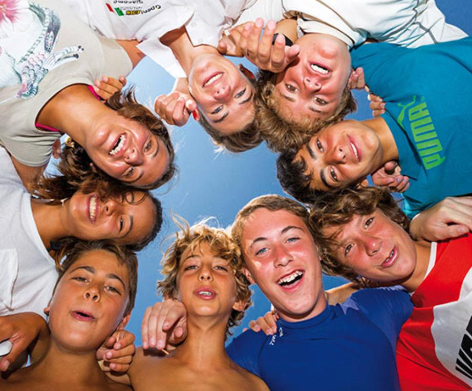 Teenage Sailing Course