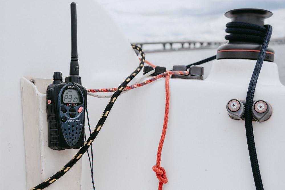 Marine Radio (2 x 4hrs sessions)