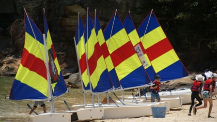 Advanced Sailing Camp - 3 DAYS (Level 2 & 3)