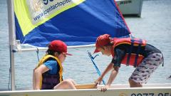 Kids Learn to Sail Course