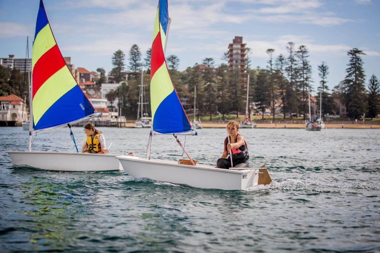 School Holiday Sailing Camp - 3 DAYS