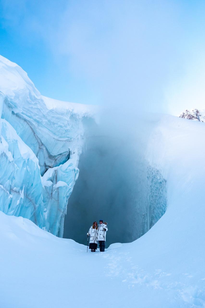 VOLCANO & ICE CAVE ADVENTURE
