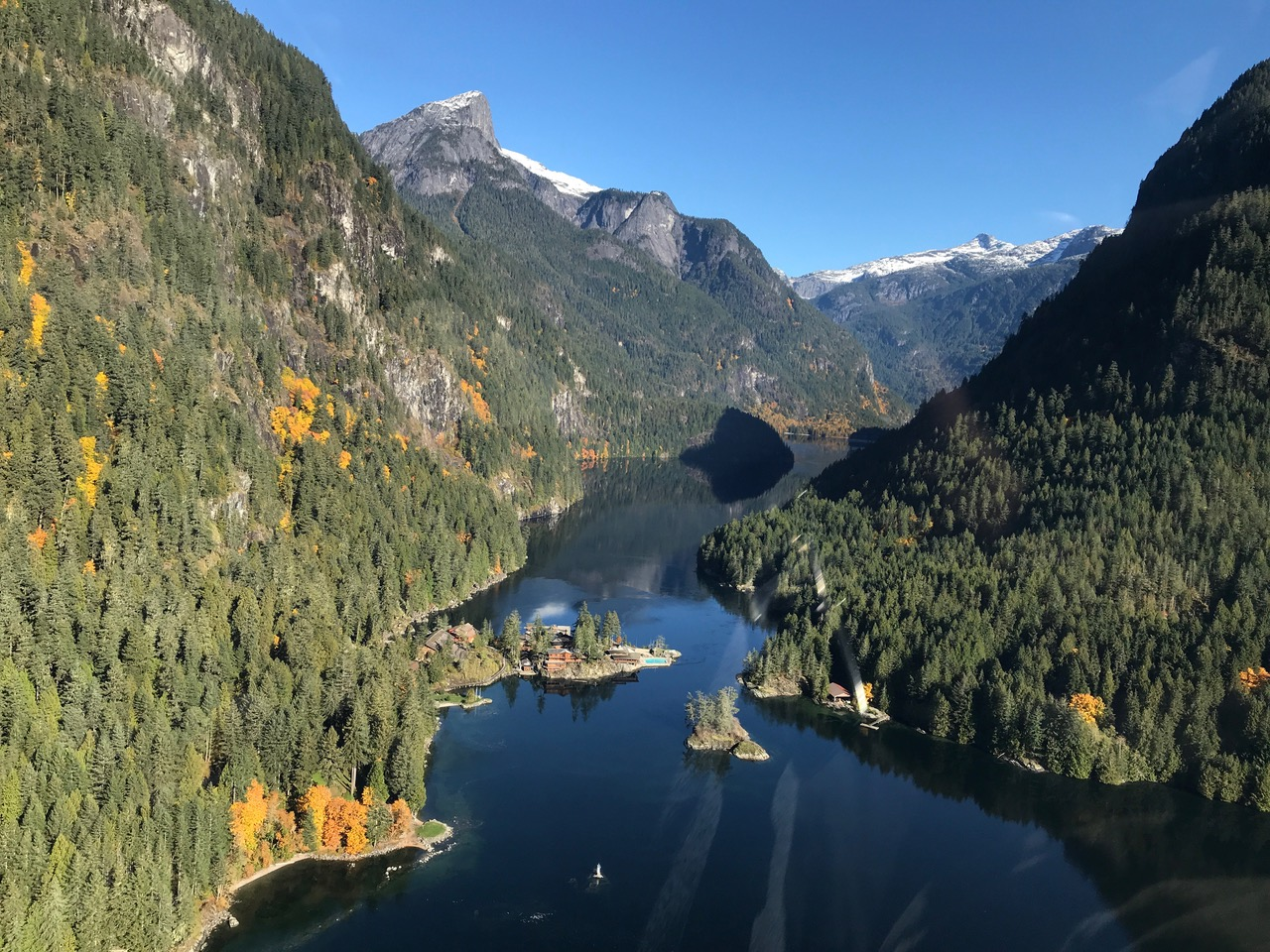 HELI & BOAT EXCURSION TO PRINCESS LOUISA INLET