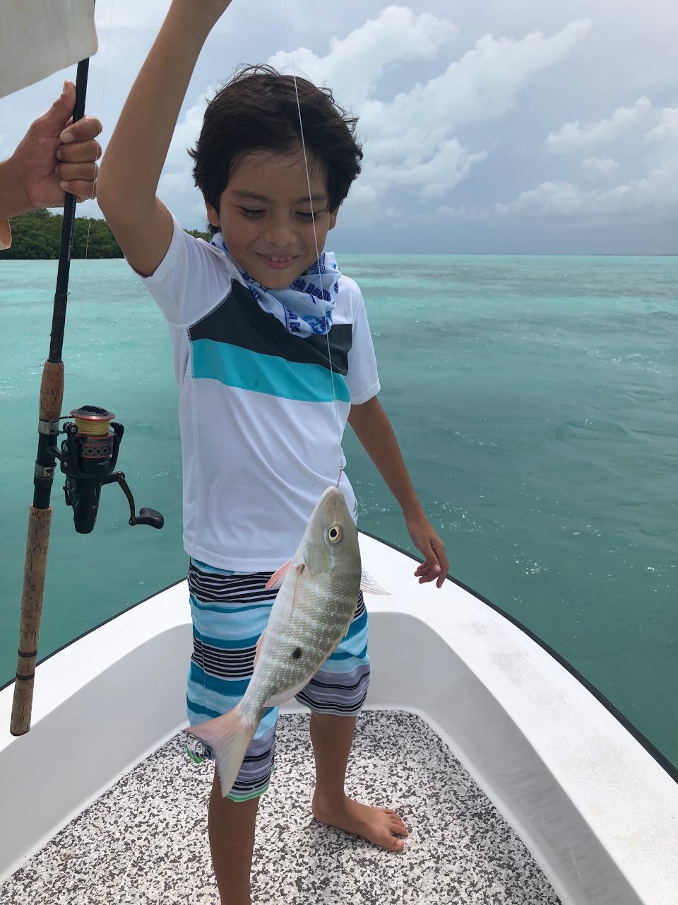 Reef Fishing Half Day