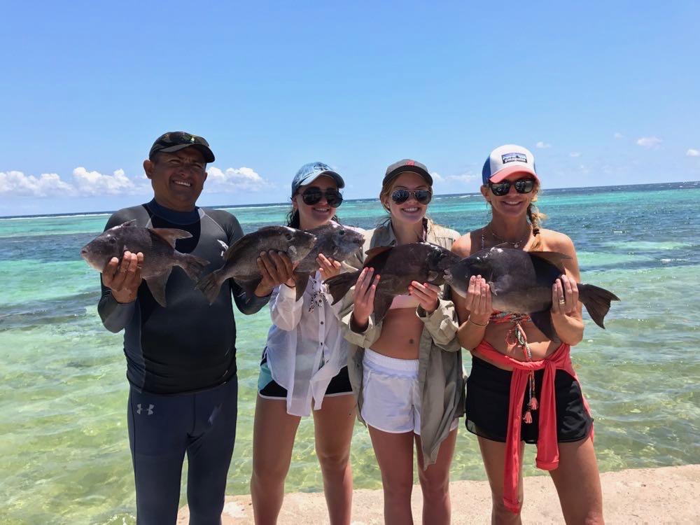 Reef Fishing/BBQ/Snorkel