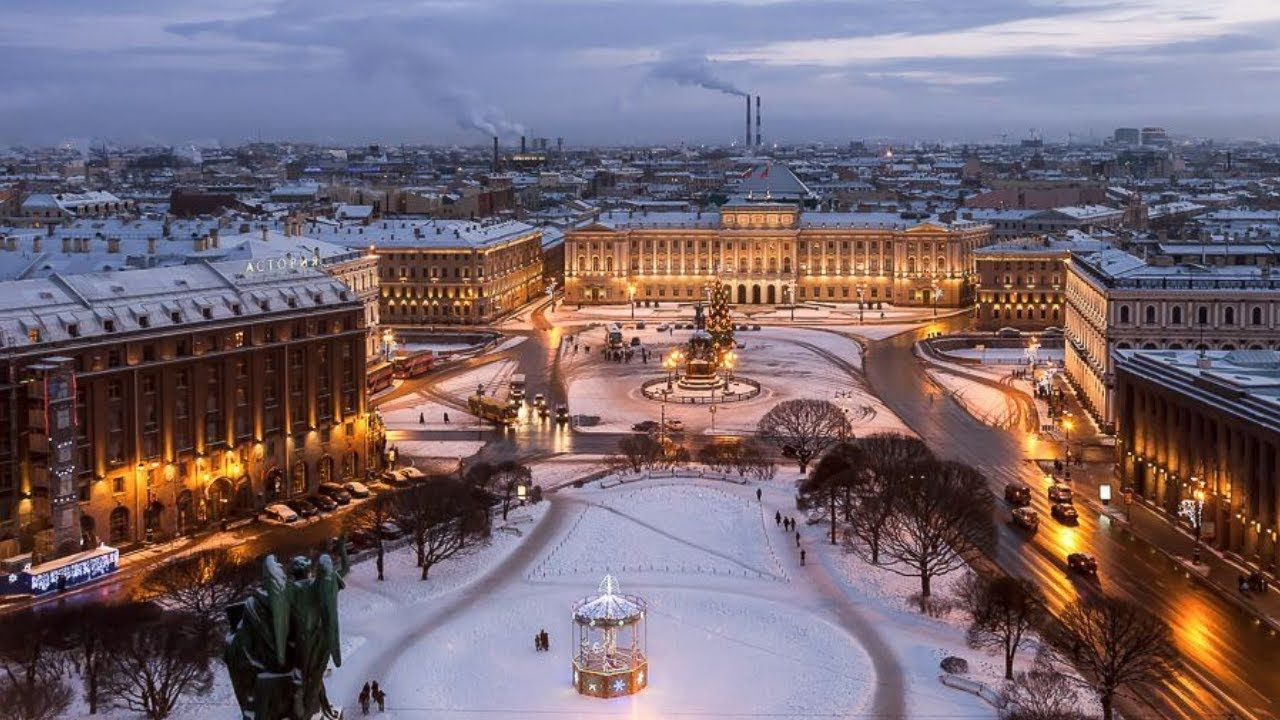 Petersburg: A Winter Fairy-tale