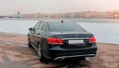 Private transfer to/from the airport in St Petersburg