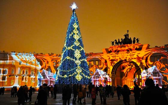 New Year & Orthodox Christmas 2021 Package Tour -  5 Days in Winter Fairytale