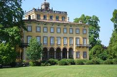 Lucca Villa Gardens