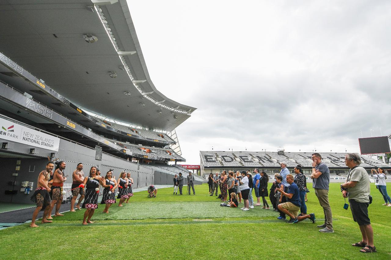Haka on the Park incl Stadium Tour Highlights