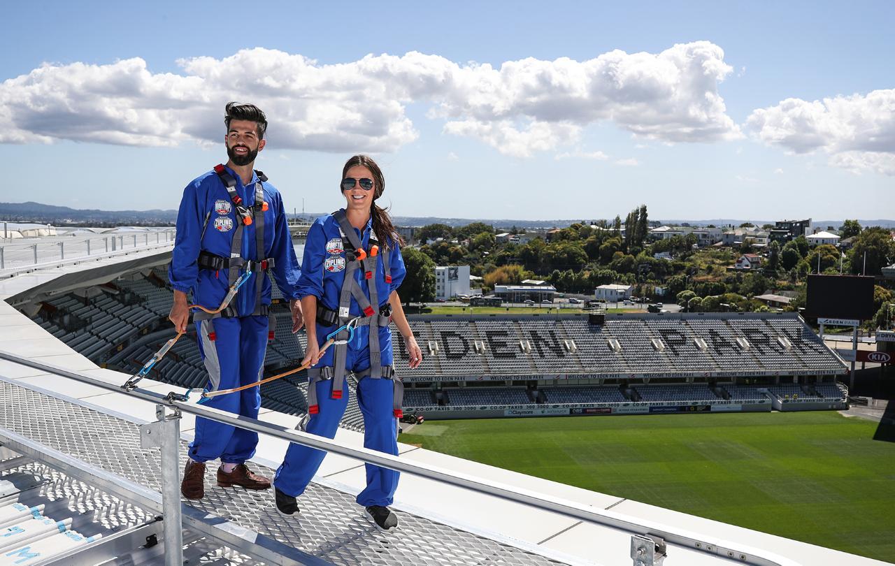 Sky Sport Rooftop Tour gift voucher