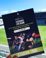 Stadium Tour Gift Voucher