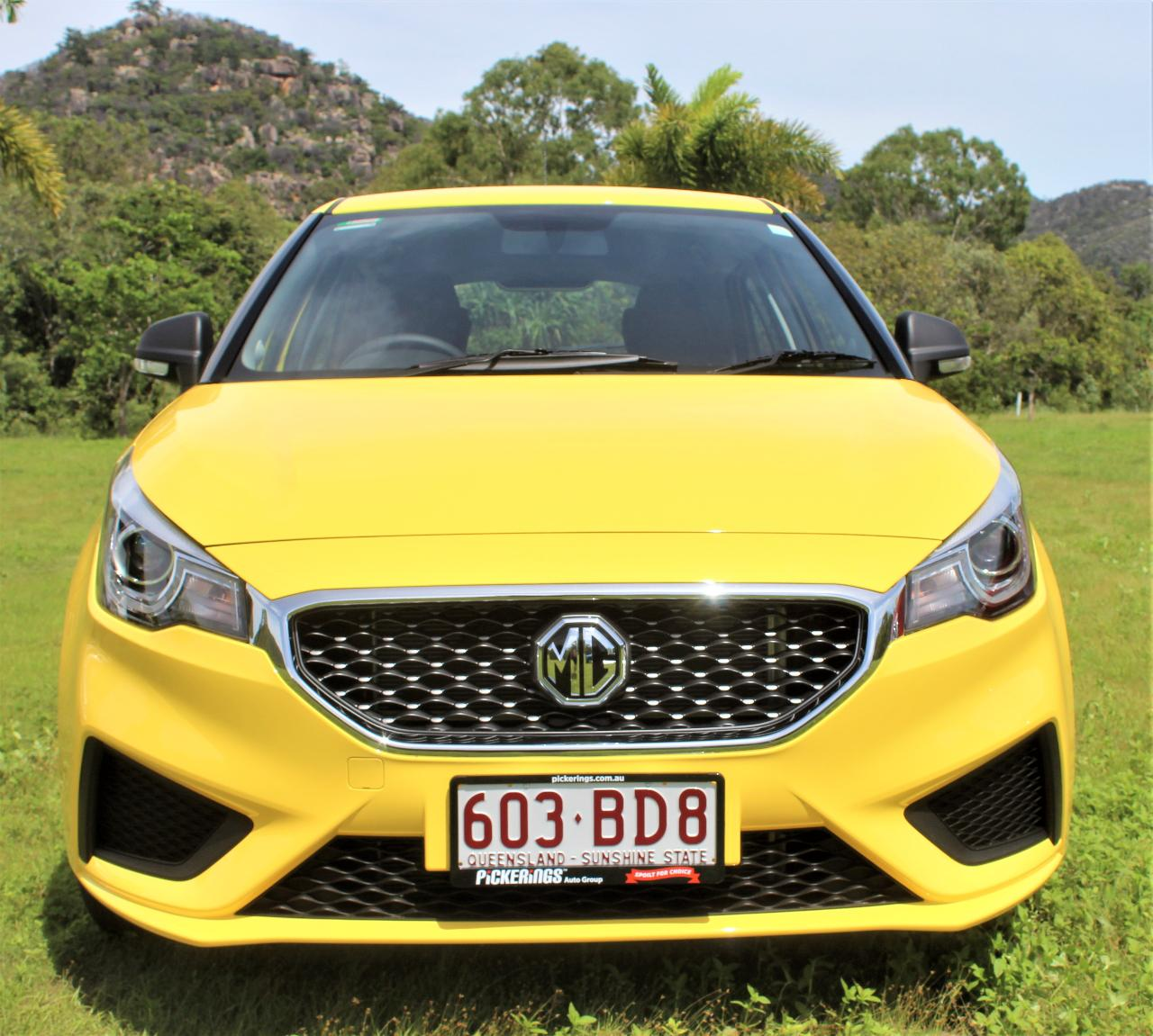 NEW MG3 COMPACT SIZE HATCHBACK - AUTO