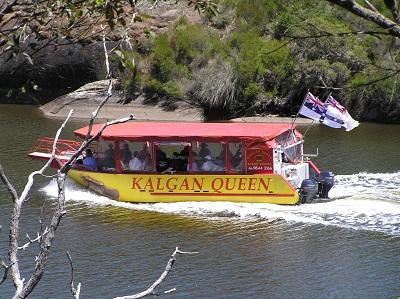 Kalgan Queen Scenic Cruises