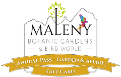 Gift Card E-Voucher - $75 (Annual Pass - Garden & Aviary Entry)