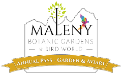Annual Pass - Garden & Aviary Entry