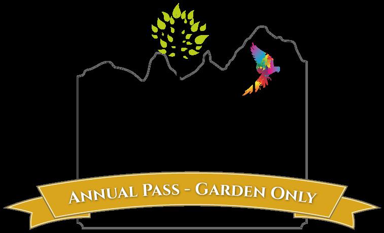 Annual Pass - Garden Entry