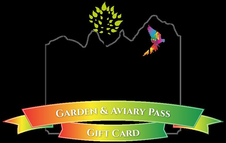 Gift Card E-Voucher - $15 (Child - Garden & Aviary Entry)