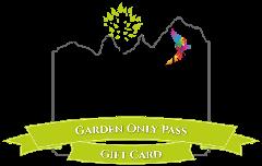 Gift Card E-Voucher - $17 (Garden Entry)