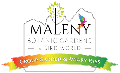 School Group - Gardens & Aviary Entry (10 to 19 people - 15% discount)