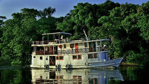 Amazon Clipper River Cruise