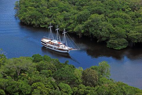 M/V Desafio Amazon Maguari Cruise - 4 Days / 3 Nights