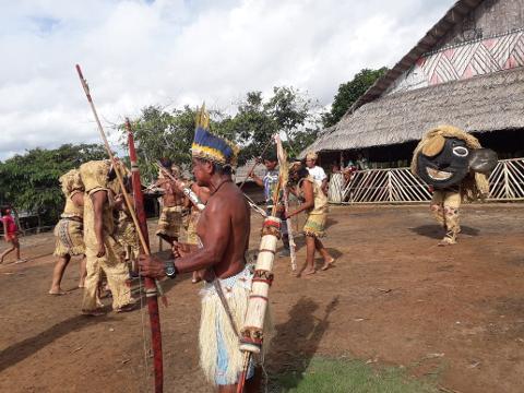 Amazon Indian Experience @AltoSolimões