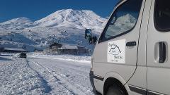 Turoa Ski Area Shuttle