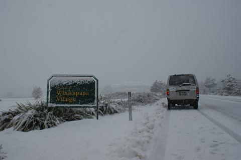 Snow Shuttles