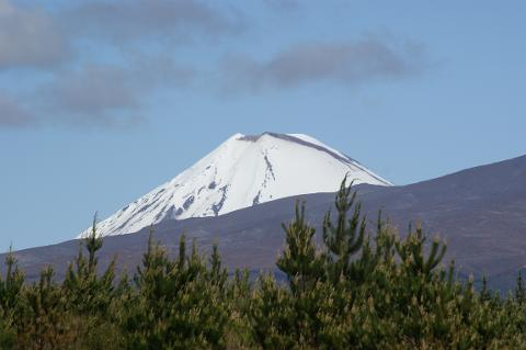 Tongariro Trails