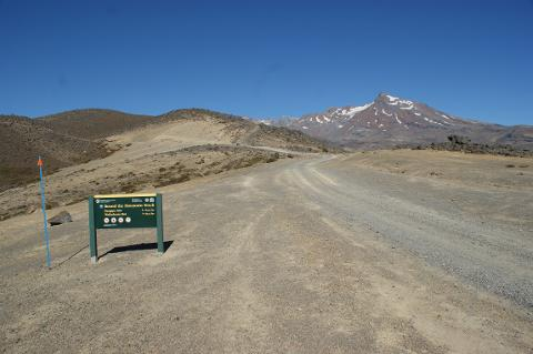 Mountain Trails - Tongariro NP