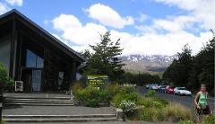 Train, Bus Station or Accomodation Shuttle from National Park Village to Whakapapa Village