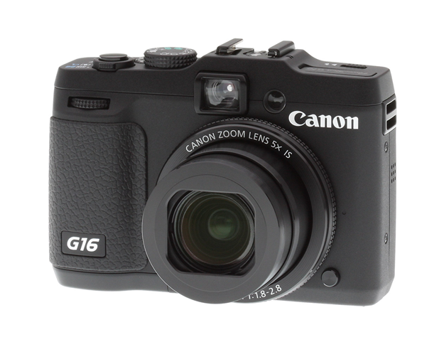 The Canon G16 Pack
