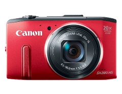 The Canon SX280 Pack