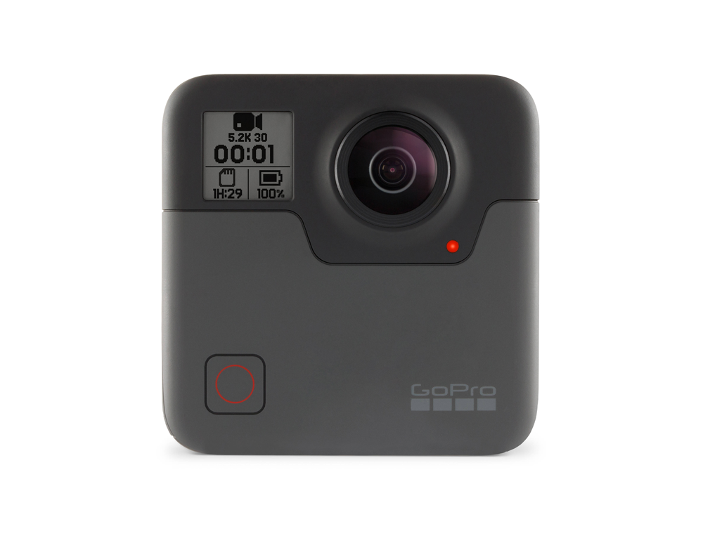 The GoPro Fusion Pack