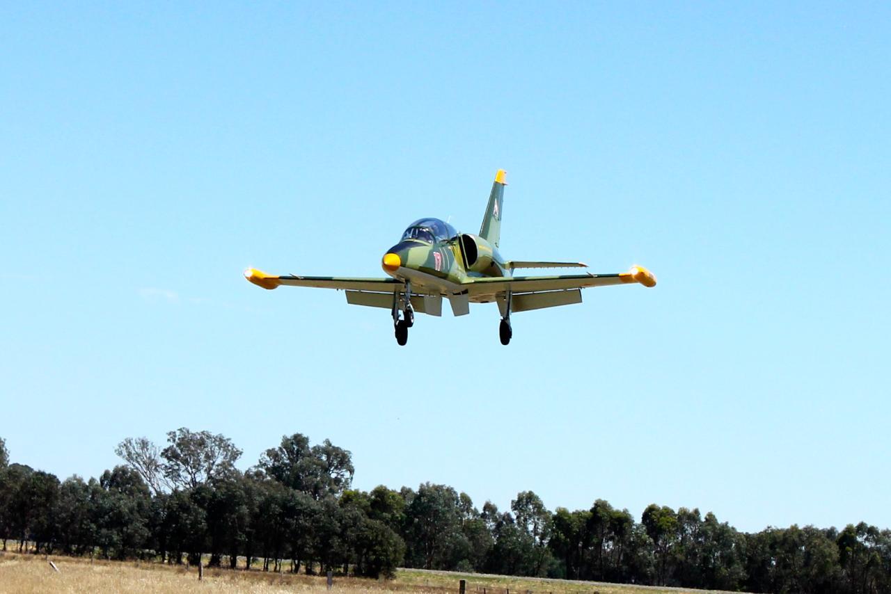 Sydney 25 Minute Jet Fighter Flight